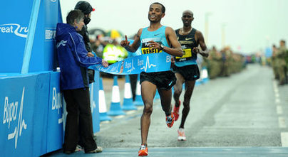 Mo Farah beaten in Great North Run sprint finish by Kenenisa Bekele - The Guardian   Running   Scoop.it