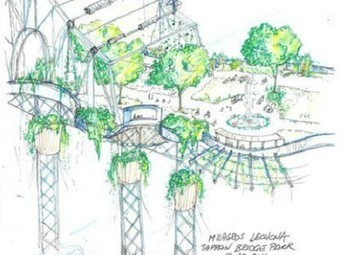 A New York Bridge Set for Demolition Could Become a Park Instead | Vertical Farm - Food Factory | Scoop.it