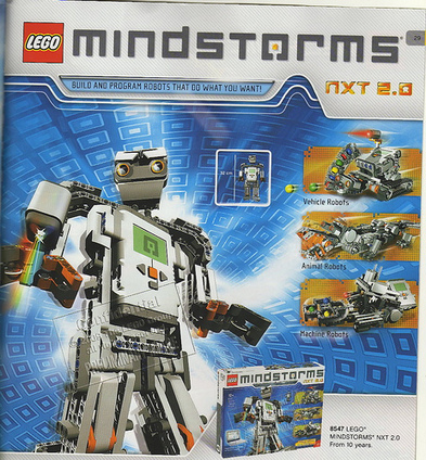 Starting MindStorm NXT 2.0 Development On Linux | Karol Krizka | Arduino en el cole | Scoop.it