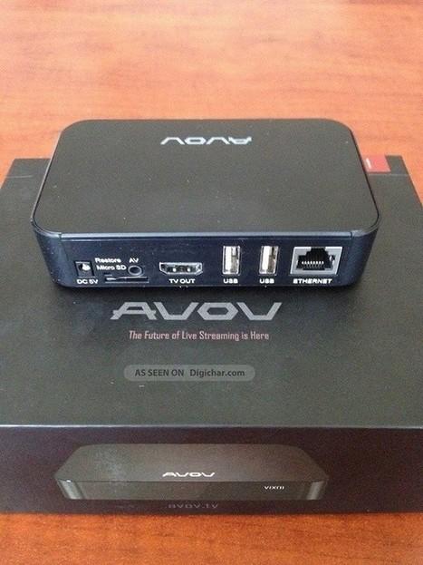 Heello | AVOV Android TV Box | Scoop.it