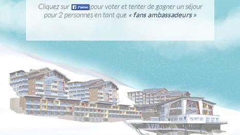 - Club Med mise sur les réseaux sociaux pour son prochain village   Club Med & Social Media   Scoop.it