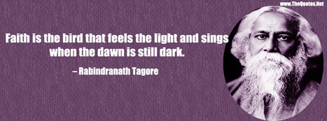 Facebook Cover Image - Rabindranath Tagore Quotes - TheQuotes.Net | Facebook Cover Photos | Scoop.it