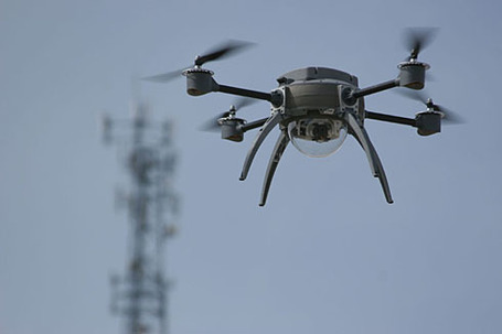 Video: Civilian UAV Films Polish Riots From Above | MN News Hound | Scoop.it