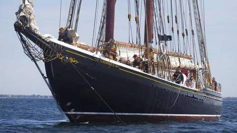 Bluenose II to be open for public tours - TheChronicleHerald.ca | Nova Scotia Fishing | Scoop.it