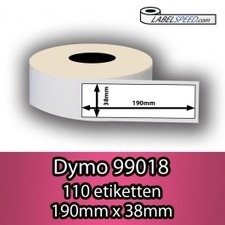 korting op Dymo 99018 Compatible label € 2,60   Dymo compatible labels   Scoop.it