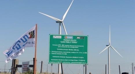 Uruguay lleva dos años con autoabastecimiento eléctrico | Infraestructura Sostenible | Scoop.it