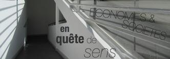 Economies & Sociétés: en quête de sens