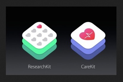 Apple CareKit, ResearchKit: 6 Apps Aiming For A Healthier World | Medical Devices | Scoop.it