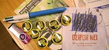 Ungdom mot EU - Forsiden | Eksamen politikk 2014 | Scoop.it