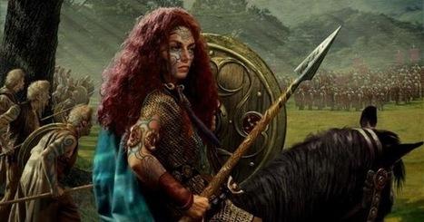 Boudica, la reina de los icenos | LVDVS CHIRONIS 3.0 | Scoop.it