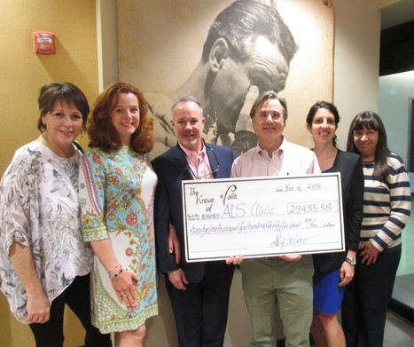 Inaugural Roswell Ball Raises $29,500 for Emory ALS Center | ALS Awareness | Scoop.it