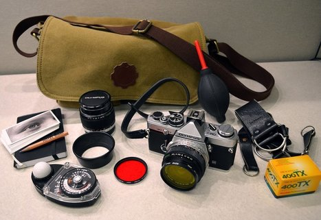 In your bag No: 1388 - Craig Maki - Japan Camera Hunter | L'actualité de l'argentique | Scoop.it