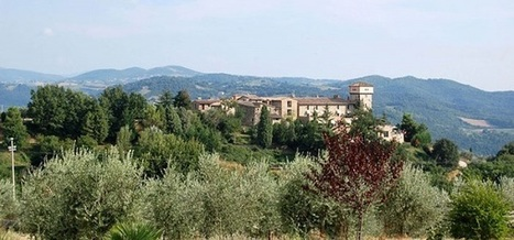 Il fascino notturno di Canalicchio tra fiaccolate e sapori mistici | Umbria & Italy | Scoop.it