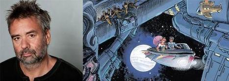 Luc Besson va adapter Valerian | Inspiration Rôlistique | Scoop.it