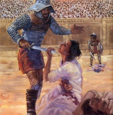 Primeros Cristianos   Perseguidos por la fe   Scoop.it
