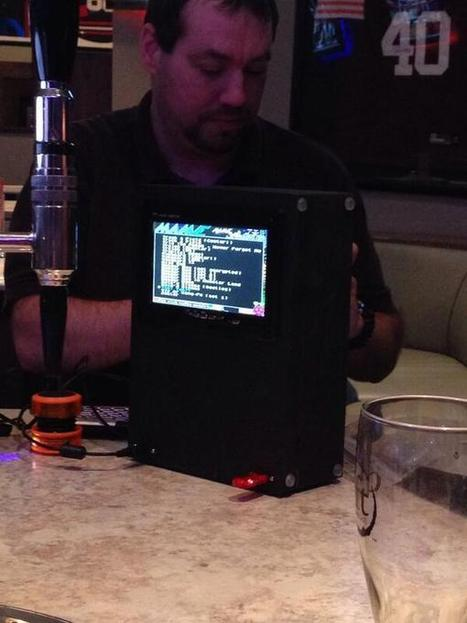 Twitter / singlesoliloquy: See the @Raspberry_Pi luggable. ... | Raspberry Pi | Scoop.it