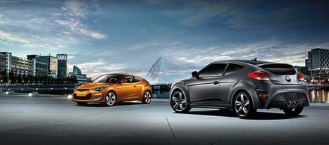 NHTSA Awards 2014 Hyundai Veloster Top Safety Rating - The News Wheel | HUB Hyundai Houston | Scoop.it