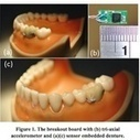 A New Wi-Fi-Enabled Tooth Sensor Rats You Out When You Smoke or Overeat | Alternativas: impresión 3D, hardware libre drones y otras tecnologías. | Scoop.it