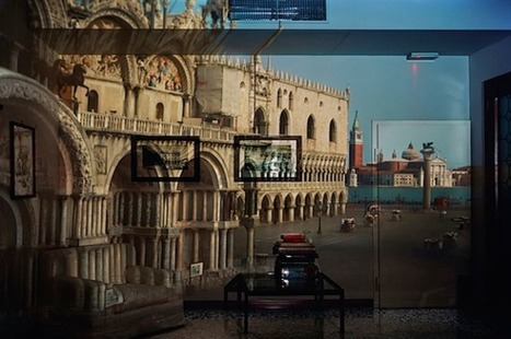 ROOM-SIZED CAMERA OBSCURA BRINGS THE OUTDOORS INSIDE... | Art for art's sake... | Scoop.it