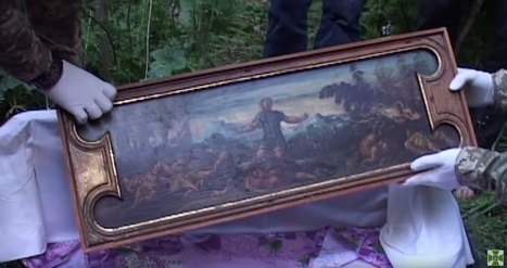 Old Master Paintings Snatched from Verona Turn Up in a Forest in Ukraine | Museum & heritage news - Actualités & découvertes musées et patrimoine | Scoop.it
