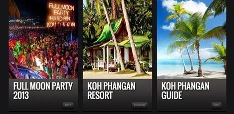 Koh Phangan Land - Applications Android sur GooglePlay   Blog   Scoop.it