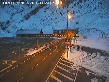 La période de neige 2015-2016 démarre aux abords du tunnel de Bielsa – Aragnouet | Vallée d'Aure - Pyrénées | Scoop.it