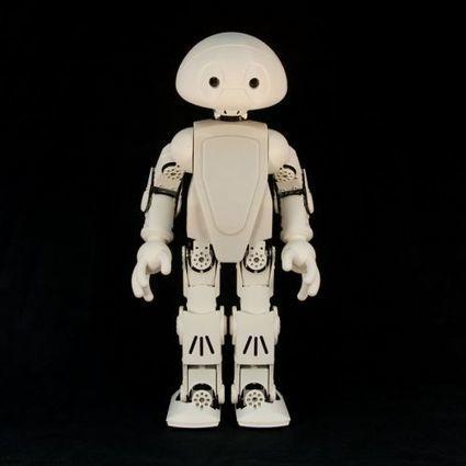 Jimmy, le robot open source signé Intel | Plateformes Digitales d'Expérimentations | Scoop.it