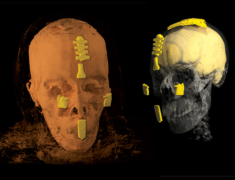 First look at the face of a woman dead for 2000 years | Curation, Gamification, Augmented Reality, connect.me, Singularity, 3D Printer, Technology, Apple, Microsoft, Science, wii, ps3, xbox | Scoop.it