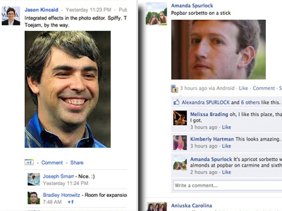 10 Ways Google+ Just Copied Facebook - Business Insider | The Google+ Project | Scoop.it