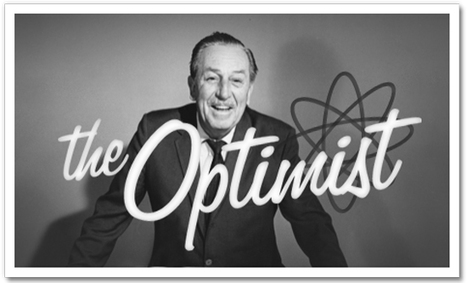 Well well! Disney launches 'The Optimist' alternate reality game spanning social media, Disneyland, ending at the 2013 D23 Expo | Digital Cinema - Transmedia | Scoop.it