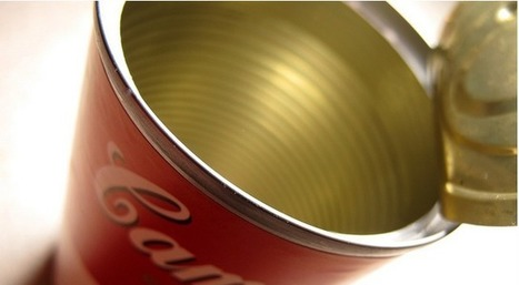 EPA Finds Soup Can From 1997 In Fridge (Which Means No One Stole Guy's Lunch 16 Years Ago) | Troy West's Radio Show Prep | Scoop.it