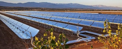 This giant Moroccan solar plant will bring energy to 1 million people | Energy&Environment | Scoop.it