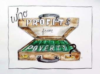 """Who Profits From Poverty?"" With Ananya Roy 