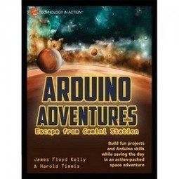 New Must Read Arduino Book For Kids! « Central Florida Top 5 | Arduino, Netduino, Rasperry Pi! | Scoop.it
