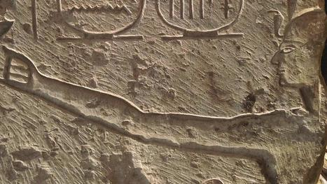 Nuevos hallazgos sitúan un templo de Ramses II en un barrio de El Cairo | Egiptología | Scoop.it