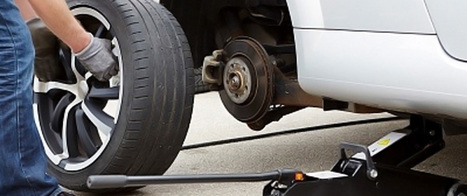 Gets the tyre repairing facility from local specialist? | Car Servicing uk | Scoop.it