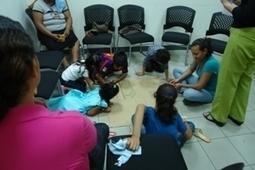 Más de 700 víctimas de violencia atendidas en sala especial del Complejo Judicial Managua   niñez y violencia   Scoop.it