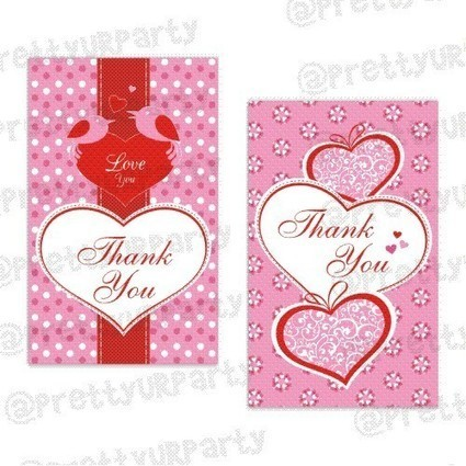Valentines Day Thankyou Cards | Business | Scoop.it