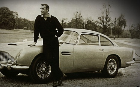 Aston Martin – A Brand Story With The Ultimate Protagonist | Brand Stories | Scoop.it