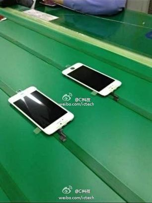 This Might Be The First Photo Of The iPhone 5S Display On An Assembly Line | Macwidgets..some mac news clips | Scoop.it