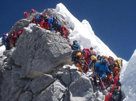 Le Népal demande aux alpinistes de nettoyer l'Everest | L'Echosysteme de la RSE | Scoop.it