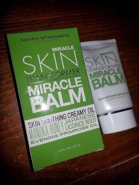 Miracle Skin Transformer Introduces The Miracle Balm By Sarah McNamara | Healthy Living | Scoop.it