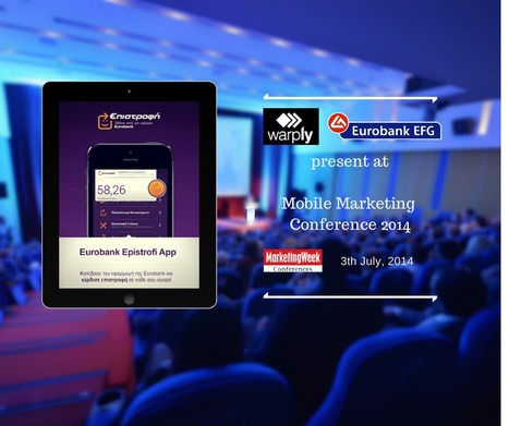 Warply presents at Mobile Marketing Conference! | Warply | Scoop.it