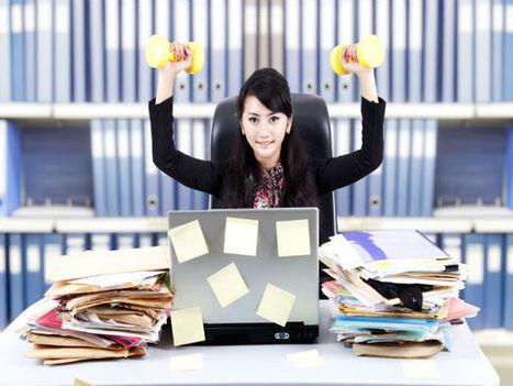 7 hábitos saludables para maximizar tu productividad | SoyEntrepreneur | Seguridad Ocupacional - Administracion de Operaciones | Scoop.it