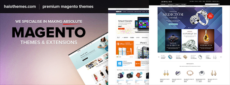Magento Themes - Magento Templates - HaloThemes.com | Magento Templates | Scoop.it