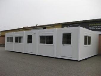 Bureau modulaire occasion - TOUTES LES ANNONCES de bureau modulaire occasion à vendre | LE BTP | Scoop.it
