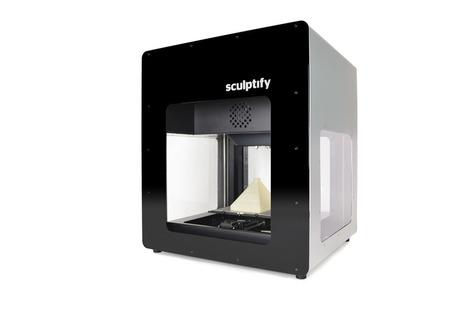 Sculptify's David 3D Printer | Desktop 3D Print | Scoop.it