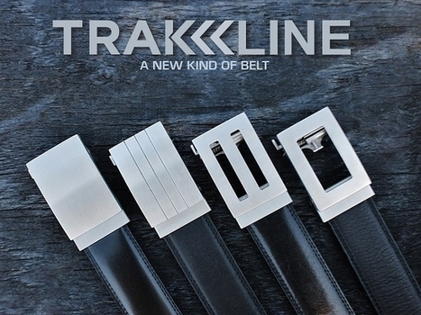 Faveoly Pick of the Day: TRAKLINE | Crowdfunding World | Scoop.it