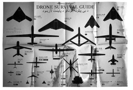 A Guide To Spotting And Hiding From Drones | Popular Science | The Art of Technology | Scoop.it