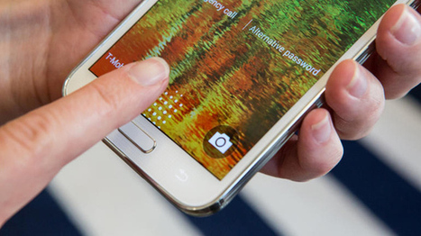 Galaxy S5's fingerprint scanner has already been hacked, PayPal accounts at risk | Technology | Scoop.it